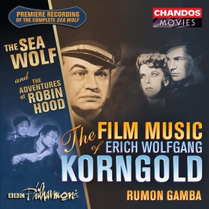 Film Music of Erich Korngold: Sea Wolf/Robin Hood | Dodax.at