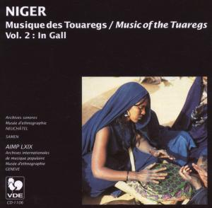 Niger - Music of the Tuaregs, Vol. 2: In Gall   Dodax.es