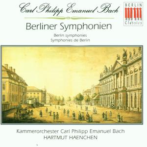 Carl Philipp Emanuel Bach: Berlin Symphonies | Dodax.at
