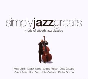 Simply Jazz Greats | Dodax.ca