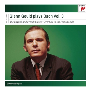 Glenn Gould plays Bach, Vol. 3: The English and French Suites; Overture in the French Style | Dodax.co.jp