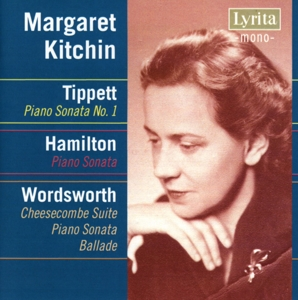 Tippett: Piano Sonata No. 1; Hamilton: Piano Sonata; Wordsworth: Cheesecombe Suite; Piano Sonata; Ballade | Dodax.es