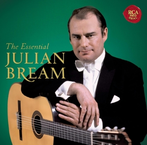 The Essential Julian Bream, 2 Audio-CDs | Dodax.ch
