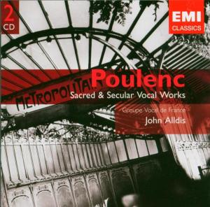 Poulenc: Sacred and Secular Choral Works | Dodax.ch