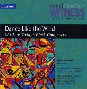 Dance Like the Wind: Music of Today's Black Composers | Dodax.at