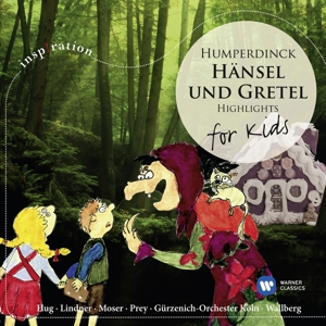 Humperdinck: Hänsel und Gretel Highlights for Kids | Dodax.it