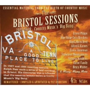 Bristol Sessions: The Big Bang of Country Music 1927-1928 | Dodax.de