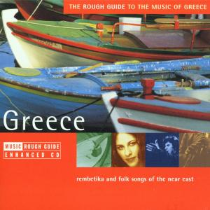 Rough Guide to the Music of Greece | Dodax.nl