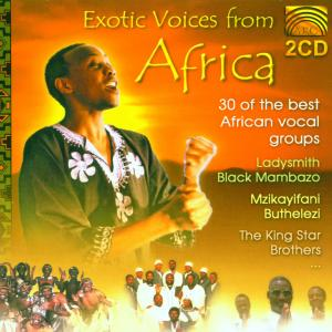 Exotic Voices From Africa | Dodax.ch