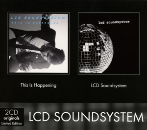 This is Happening/LCD Soundsystem | Dodax.it