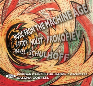 Music from the Machine Age | Dodax.co.jp