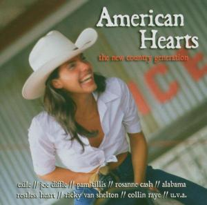 American Hearts - The New Country Generation   Dodax.de