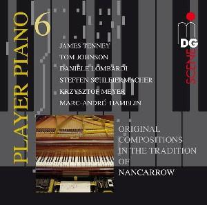 Player Piano, Vol. 6: Original Compositions in the Tradition of Nancarrow | Dodax.ch