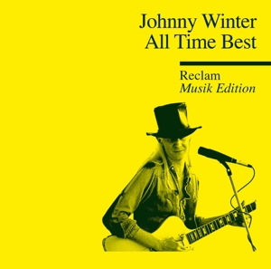 Johnny Winter - All Time Best, 1 Audio-CD | Dodax.de