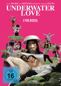 Underwater Love - A Pink Musical, 1 DVD (Special Edition) | Dodax.ch
