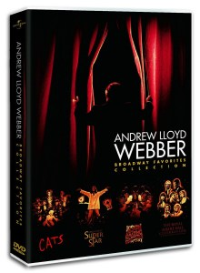 Andrew Lloyd Webber - Musical Collection, 4 DVDs | Dodax.ch