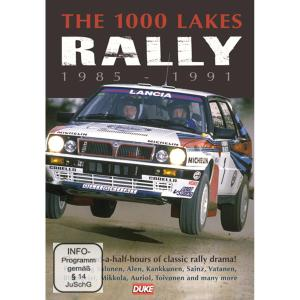 1000 Lakes Rally 1985-1991 | Dodax.co.uk