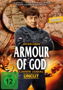 Armour of God - Chinese Zodiac UNCUT | Dodax.es