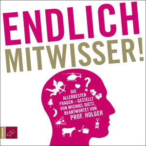 Endlich Mitwisser!, 1 Audio-CD | Dodax.at