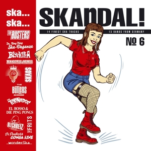 SKA, SKA, SKANDAL NO. 6 | Dodax.co.uk