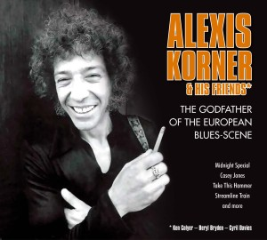 Alexis Korner & His Friends, The Godfather Of The European Blues-Scene, 1 Audio-CD | Dodax.at