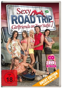 Sexy Road Trip (2-Disc Special Edition)   Dodax.co.jp