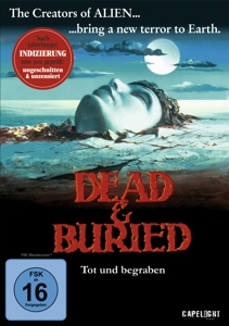 Dead And Buried, 1 DVD | Dodax.de
