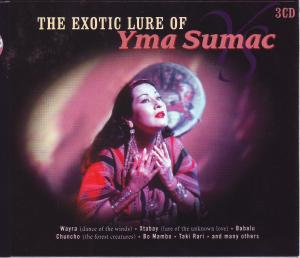 Exotic Lure of Yma Sumac | Dodax.at