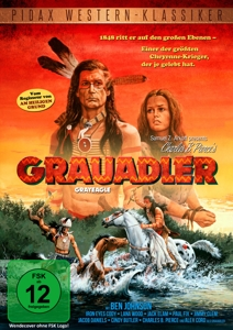 Grauadler (Grayeagle), 1 DVD | Dodax.at