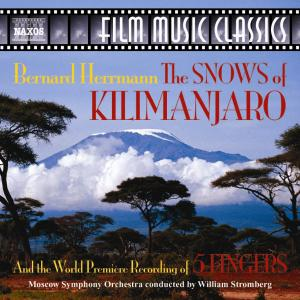 Bernard Herrmann: The Snows of Kilimanjaro; 5 Fingers | Dodax.co.uk