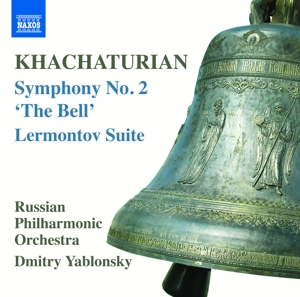 "Khachaturian: Symphony No. 2 ""The Bell""; Lermontov Suite 