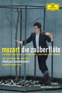 Mozart: Die Zauberflöte [DVD Video] | Dodax.at