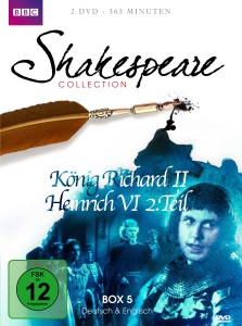 Shakespeare Collection Box 5 | Dodax.co.uk
