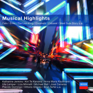 Musical Highlights, 1 Audio-CD | Dodax.at