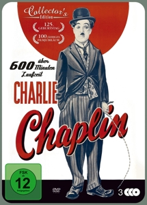 Charlie Chaplin Collector's Edition, 3 DVDs | Dodax.com