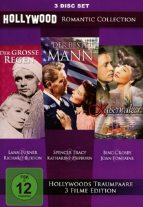 Hollywood Romantic Collection, 3 DVDs | Dodax.ch