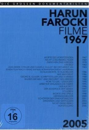 Harun Farocki Filme 1967-2005, 5 DVDs | Dodax.at