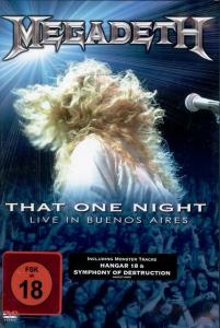 That One Night: Live in Buenos Aires [DVD] | Dodax.nl