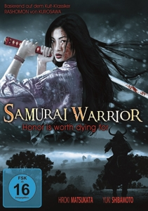 Samurai Warrior | Dodax.at