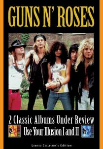 2 Classic Albums Under Review: Use Your Illusion 1 & 2 | Dodax.ch