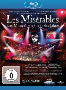 Les Miserables - 25th Anniversary | Dodax.co.uk