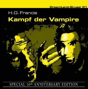 Dreamland Grusel - Kampf der Vampire, 1 Audio-CD | Dodax.at