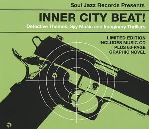 Inner City Beat!: Detective Themes, Spy Music and Imaginary Thrillers | Dodax.co.uk