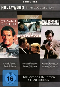 Hollywood Thriller Collection, 3 DVDs | Dodax.ch