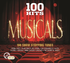 100 Hits: Musicals [Demon] | Dodax.ch
