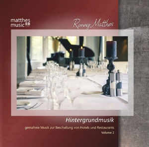 Hintergrundmusik. Vol.2, 1 Audio-CD | Dodax.co.uk