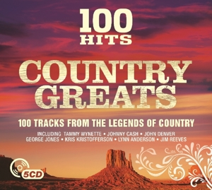 100 Hits: Country Greats | Dodax.fr