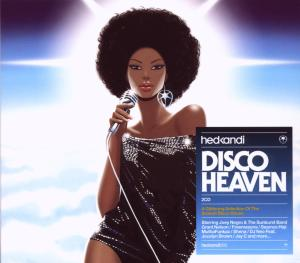 Hed Kandi: Disco Heaven a Glittering Selection of the Sexiest Disco House | Dodax.co.uk