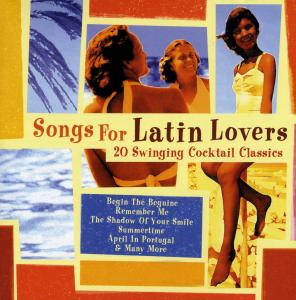 Songs for Latin Lovers | Dodax.es