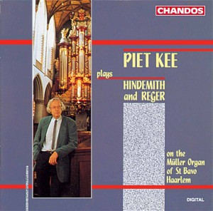 Piet Kee Plays Hindemith and Reger | Dodax.nl
